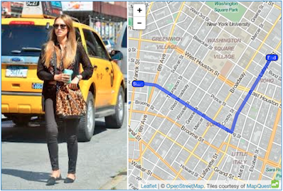 Riding with the Stars: Passenger Privacy in the NYC Taxicab